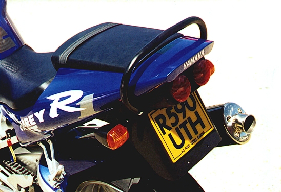 YZF R1 ( up to '99) - black