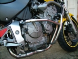 CB600 Hornet (Upto F6 2006 Model) - black