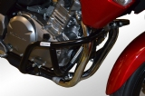 Inazuma GW250 Engine Bars in Black