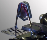 V-Max 1700  (Requires Sissy Bar REN10331B to fit)  -  black